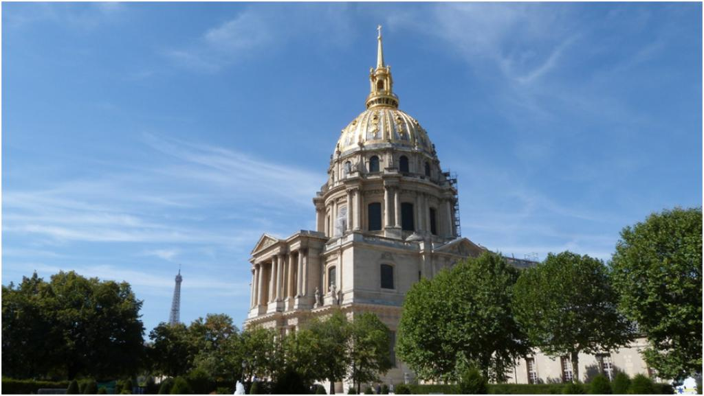 L'Eglise Saint-Louis des Invalides