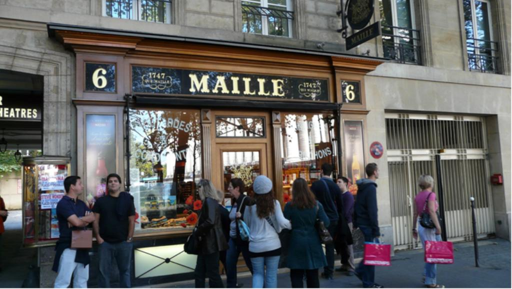 "Le Magasin ""Maille"""