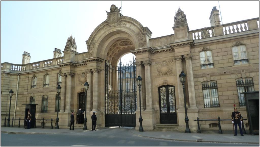 8 me arrondissement for Boutique hotel 8eme