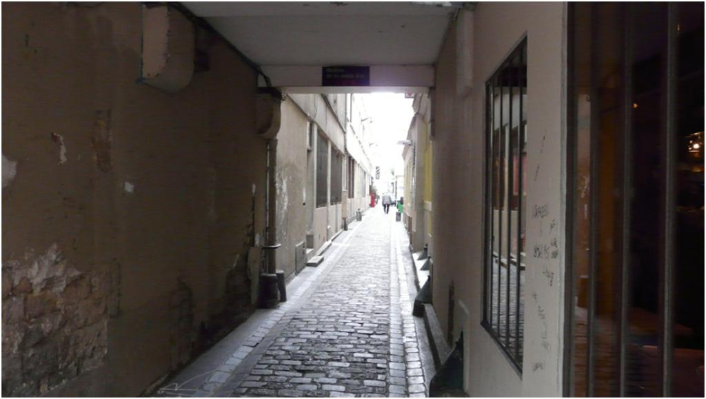 Le Passage de la Main d'Or