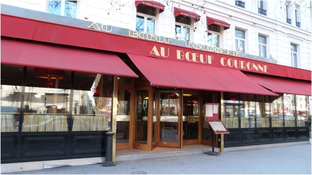 Restaurant Avec Pieces De Boeuf A Paris
